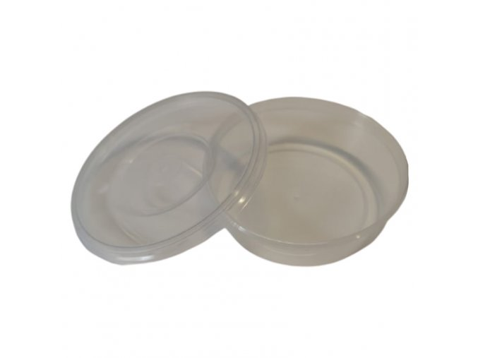 Plastová krabička průhledná (150ml)