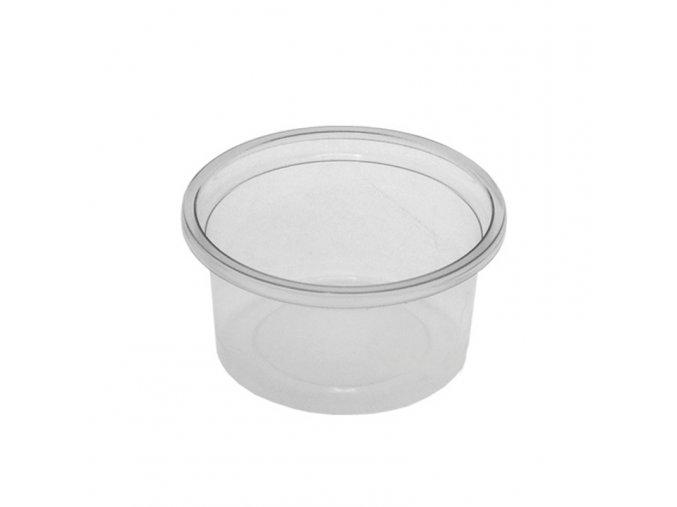 Plastový kelímek průhledný (45ml)