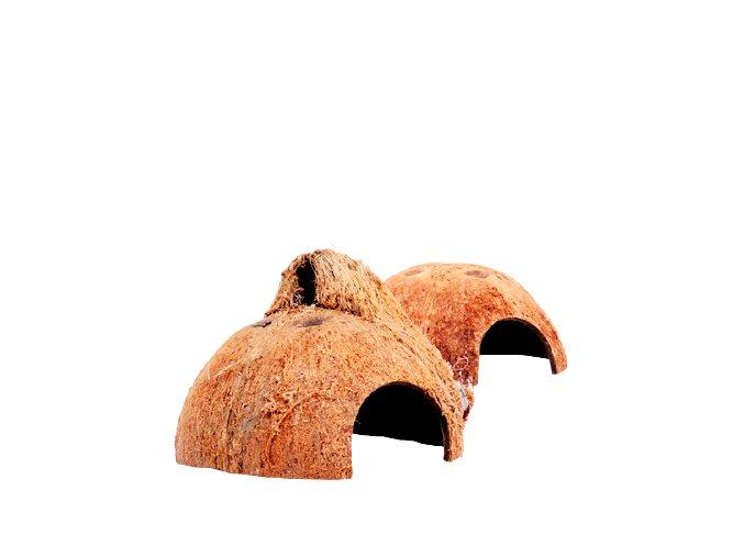 Kokosové skořápky 1/2 s otvorem