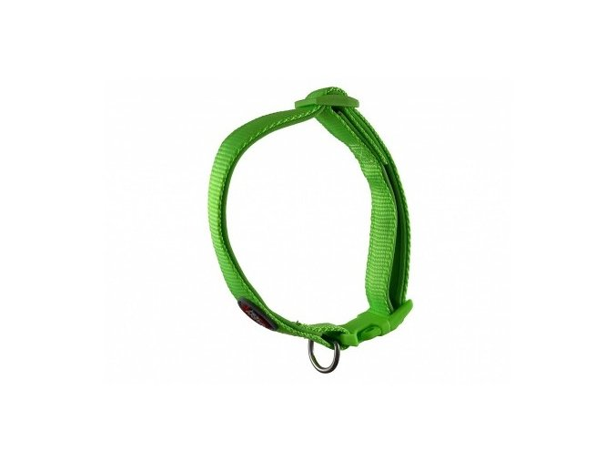 Obojek nylon CO-NEO-LIGHTGREEN L