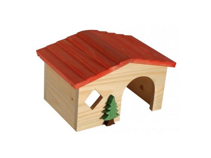 Domeček pro malé hlodavce 711