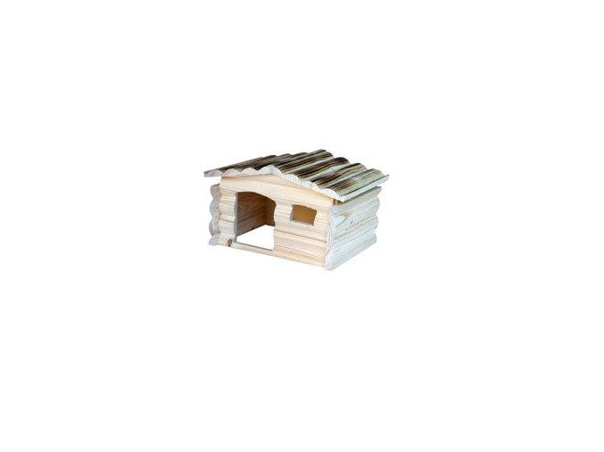 Domek roubenka pro morčata 758