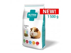 NUTRIN COMPLETE Guinea pig1500g2018novinka EN