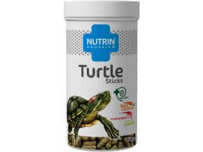 Nutrin Aquarium Turtle Sticks70g