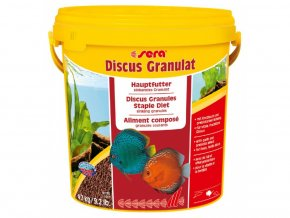 Sera Discus granulat  Premium 10 l