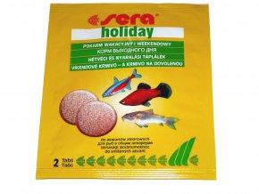 Sera holiday 2 tablety