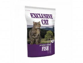 Premium Cat Food - Exclusive Cat Fish 2kg