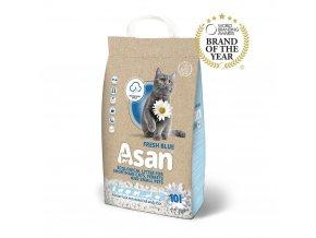 Asan Cat Fresh Blue, 10l