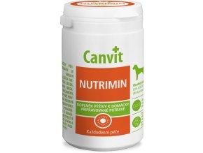 Canvit Nutrimin pro psy 1000 g plv.