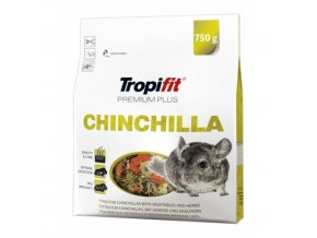 Tropifit 750g Chinchila premium plus