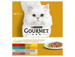 gourmet gold double pleasure 8 85
