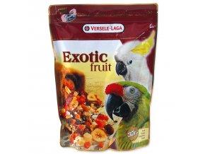 VERSELE-LAGA Exotic směs ovoce pro velké papoušky 600 g