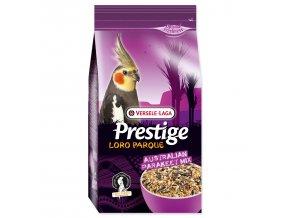 VERSELE-LAGA Premium Prestige pro střední papoušky 1 kg