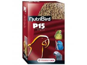 VERSELE-LAGA Nutri Bird P15 Original pro velké papoušky 1 kg