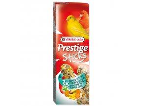 Tyčinky VERSELE-LAGA Prestige Exotic fruit pro kanáry 60 g