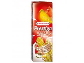 Tyčinky VERSELE-LAGA Eggs & Oystershells pro kanáry 60 g