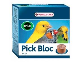 Minerální blok VERSELE-LAGA Pick Bloc v misce 350 g