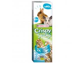 Tyčinky VERSELE-LAGA Crispy Mega s bylinami pro králíky a činčily 140 g