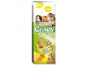 Tyčinky VERSELE-LAGA Crispy s ovocem pro morčata a činčily 110 g
