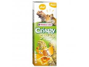 Tyčinky VERSELE-LAGA Crispy s medem pro křečky a pískomily 110 g