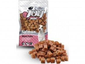 Calibra Joy Dog Mini Salmon Cube 70 g