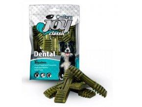 Calibra Joy Dog Classic Dental Brushes 85 g NEW