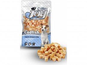 Calibra Joy Dog Mini Cod & Chicken Cube 70 g