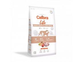 Calibra Dog Life Senior Medium&Large Chicken 2,5kg