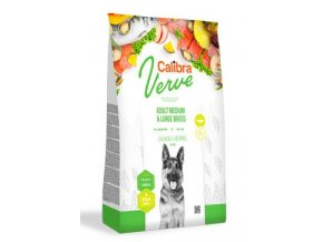 Calibra Dog Verve GF Adult M&L Salmon&Herring 2 kg