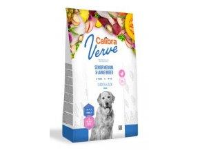 Calibra Dog Verve GF Senior M&L Chicken&Duck 2 kg