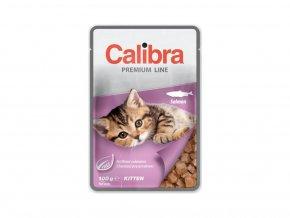 Calibra Cat kapsa Premium Kitten Turkey & Chicken100g
