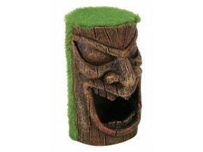 Akvarijní dekorace Kipouss totem Head Zolux