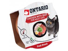 Kalíšek ONTARIO Fresh Brunch Chicken with Beef