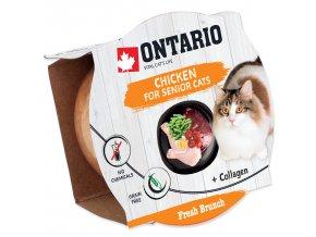 Kalíšek ONTARIO Fresh Brunch Senior Chicken