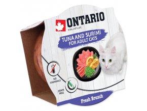 Kalíšek ONTARIO Fresh Brunch Tuna & Surimi