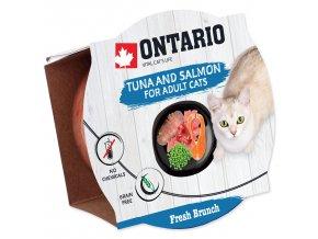 Kalíšek ONTARIO Fresh Brunch Tuna & Salmon