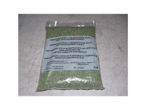 Akvarijní štěrk barevný zelený 3-4mm (2 litry – cca 2,5 kg)