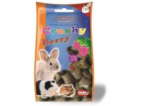 StarSnack Crushy pamlsek pro hlodavce křupavé polštářky ovoce 50g