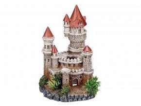 Nobby akvarijní dekorace hrad 12 x 10,5 x 18 cm