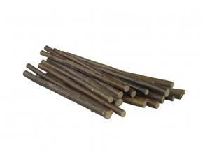 Nobby WOODLAND vrbové klacíky pro hlodavce 20x0,6-1,2cm
