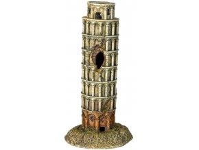 Nobby akvarijní dekorace Šikmá Věž V Pise 9 x 9 x 17,7 cm