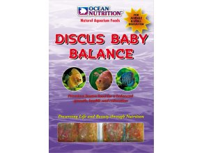 Discus Baby Balance