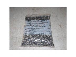 Akvarijní štěrk černobílý 7-9 mm  (2 litry – cca 2,5 kg)