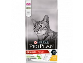 PURINA¬ PRO PLAN¬ ORIGINAL Adult 1+ Years with OPTIRENAL¬ Rich in Chicken Front 4
