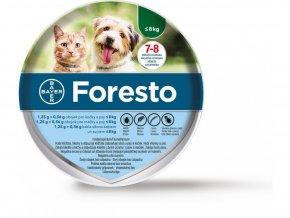 Foresto 38 cm obojek pro kočky a malé psy