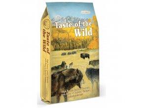 Taste of the wild high praire canine 2 kg