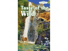 Taste of the wild rocky mountain feline 2 kg