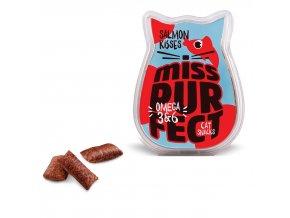 Miss Purfect Salmon Kisses (losos) 60g