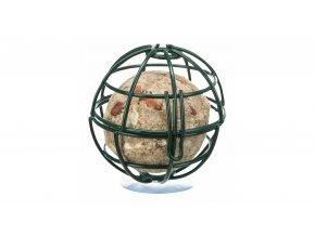 Držák lojové koule s přísavkou na okenní tabuli, ø 7 cm, lakovaný kov
