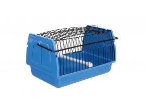 Transportní klec pro ptáky a hlodavce 22x14x15cm
